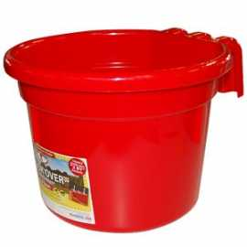 8 Quart Hook-Over Feed Pail
