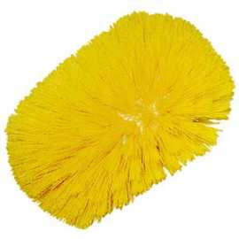 "Bulk Tank Brush - Poly Bristles - 5.5"" x 7.5"""