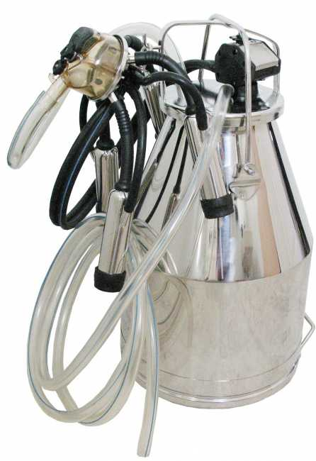 Kleen Flo Bucket Milker Complete - 14300 Claw for Cows
